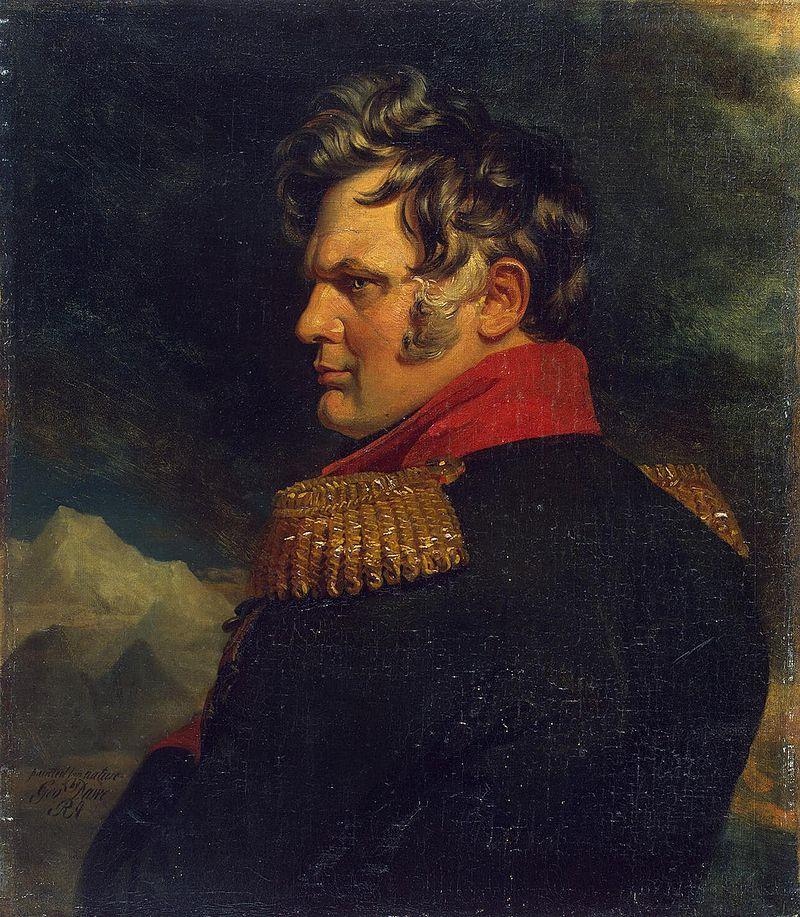 Алексей Петрович Ермолов.